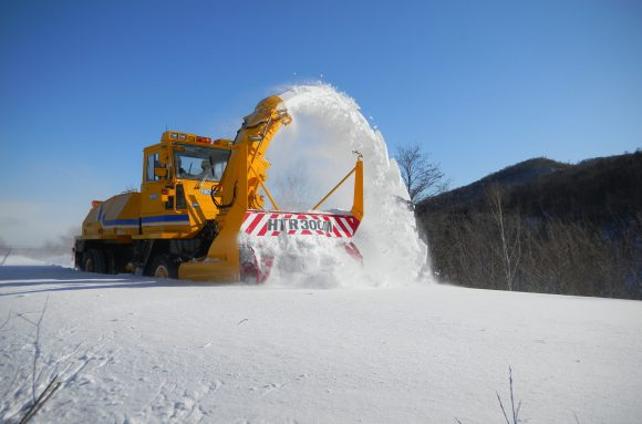 日本除雪機製作所「HTR300M]