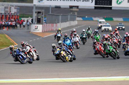 全日本ロードレース選手権シリーズ第4戦 ツインリンクもてぎ スーパーバイクレース