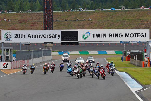 全日本ロードレース選手権 第6戦 TWIN RING MOTEGI 2&4