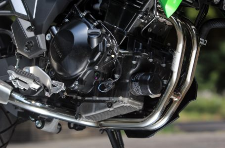 SP忠男 VERSYS-X 250用 POWERBOX Pipe
