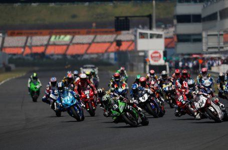 全日本ロードレース選手権シリーズ 第7戦 スーパーバイクレース in 九州