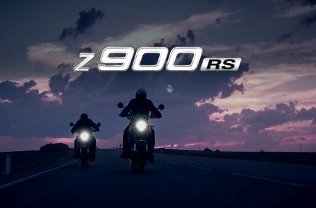 Z900RS Teaser