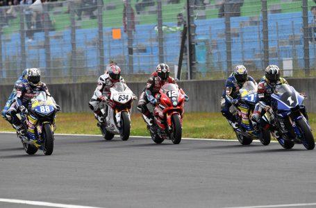 全日本ロードレース選手権 第8戦 スーパーバイクレース in 岡山