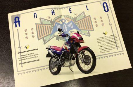 1993 KLE250 ANHELO