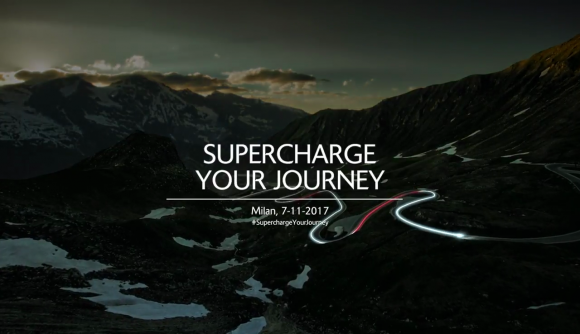SUPERCHARGE YOUR JOURNEY Milan 7-11-2017