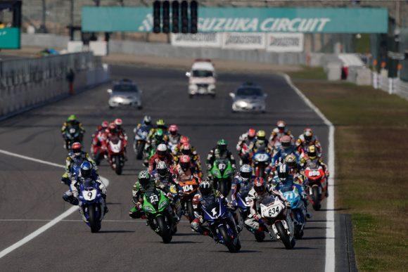 全日本ロードレース選手権 第9戦 スーパーバイクレース in 鈴鹿