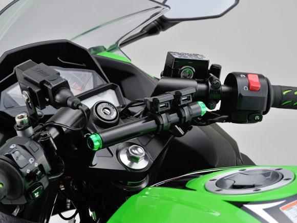 DAYTONA バイク専用電源 USB1ポート/2ポート