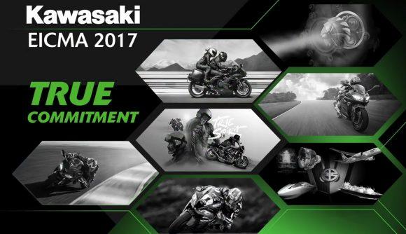 EICMA 2017 Kawasaki