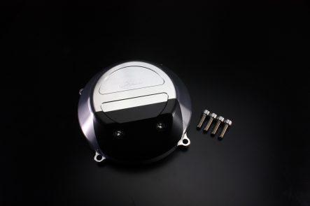 ZEPHYR1100用 G-STRIKERビレットレーシングクランクケースカバー/ビレットレーシングパルサーカバー