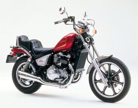 1985 EN400TWIN 1986年モデル