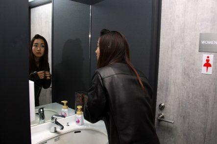 カワサキ プラザ沼津 女性専用化粧室