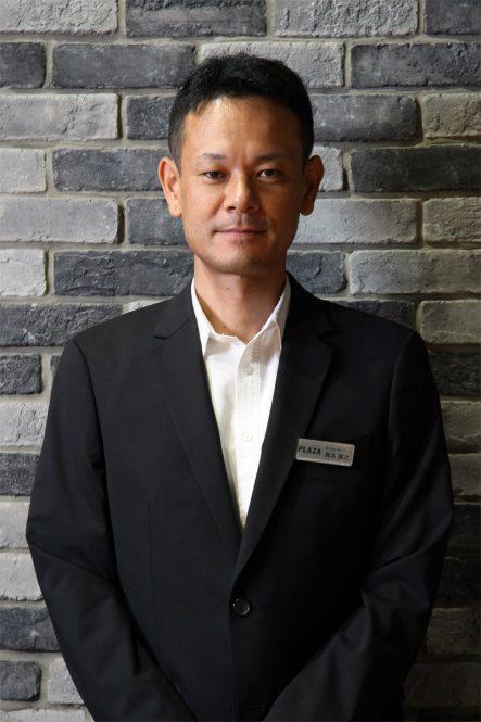 カワサキ プラザ沼津 ゼネラルマネージャー 鈴木氏