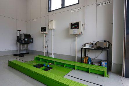 カワサキ プラザ宇都宮インターパーク 整備工場