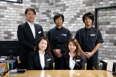 カワサキ プラザ宇都宮インターパーク スタッフ
