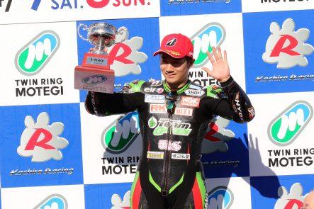 2018 全日本ロードレース選手権シリーズ 第1戦 スーパーバイクレース in もてぎ