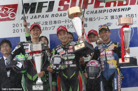 2018 全日本ロードレース選手権 第3戦 オートポリス スーパー2&4レース