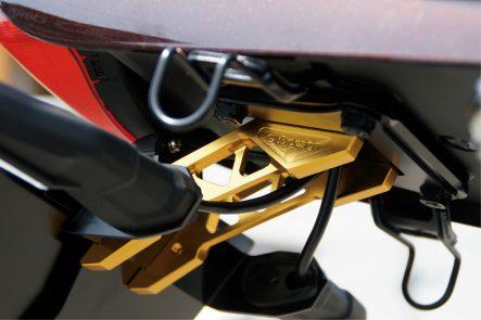ギルドデザイン Z900RS用フェンダーレスキット