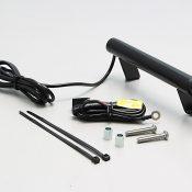 inja250/400(18〜)用クランプバー/USB電源付