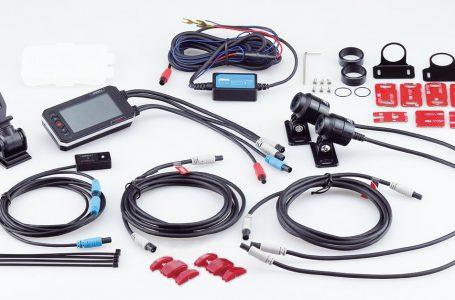 キジマ オートバイ専用ドライブレコーダー AD720