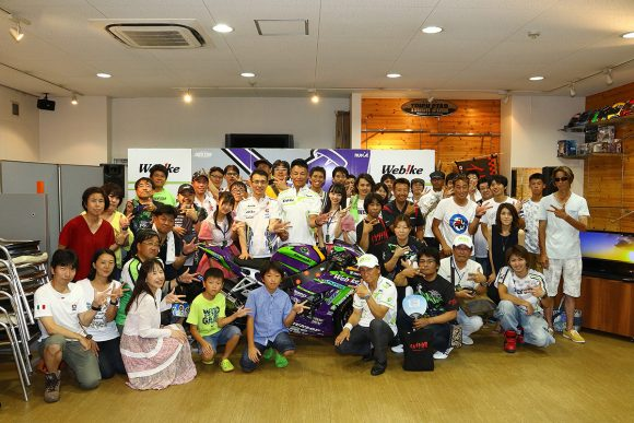 TRICK STAR 鈴鹿8耐決起大会催レポート