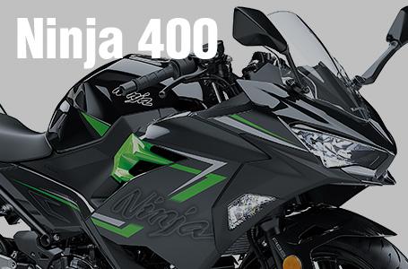 2019年モデル Ninja 400/Ninja 400 KRT Edition