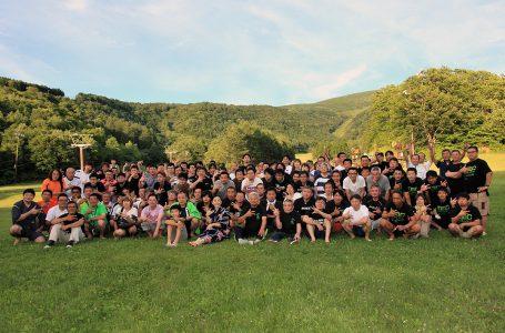 2018カワサキ東北ネットワーク1泊ツーリング