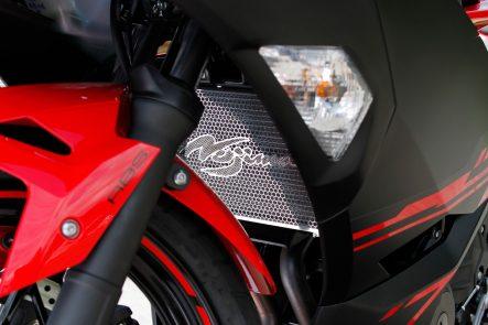 ノジマエンジニアリング GT MIDDLEシリーズ スリップオン for Ninja 250/400