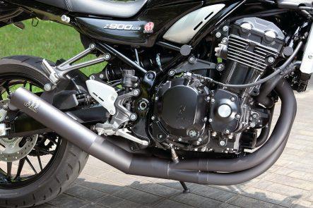 Z900RS POWERBOX FULL 4 in 1 耐熱ブラック