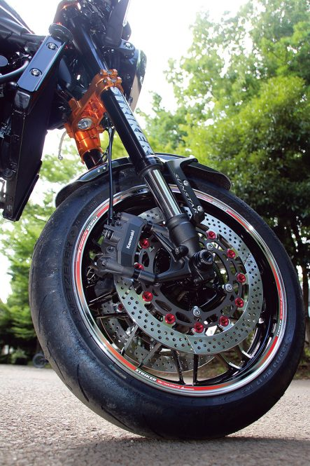 SUNSTAR φ320mmローターキット for Z900RS