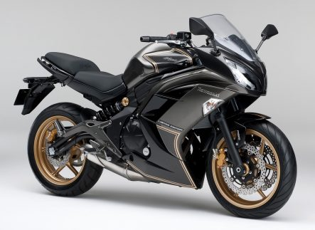 2015 Ninja 400 ABS Limited Edition