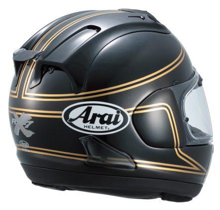 ARAI RX-7X SPENCER SPL 黒