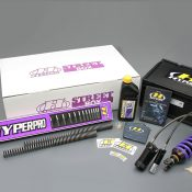 ハイパープロ Z900RS用 ストリートボックス
