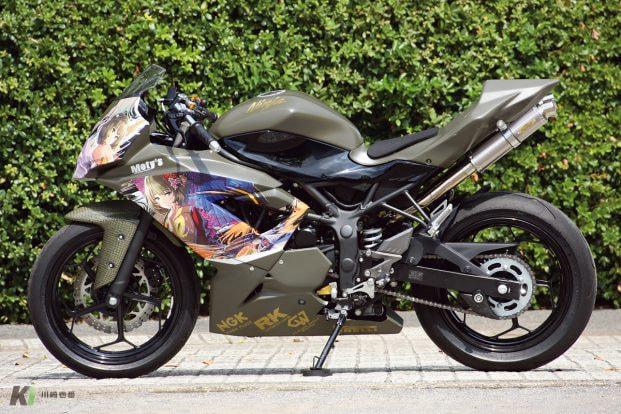 Ninja 250SL by モーターハウスアサノ
