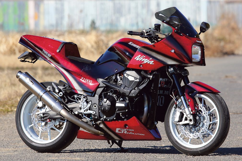 Z1000 by カスタムレボリューション