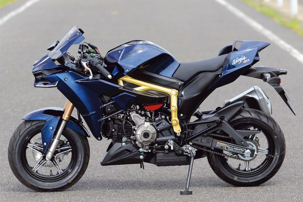 Z125 PRO by カワサキSHOPプレジャー