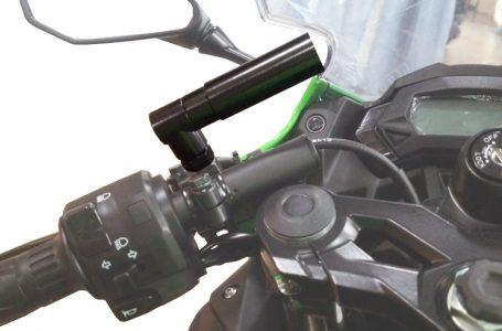 ケイズスタイル Ninja250・400用ユニバーサル延長カラーキット