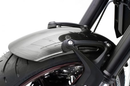 ネクスレイ カーボンフロントフェンダー Z900RS