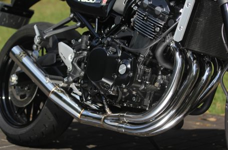 SP忠男 Z900RS用POWER BOX FULL 4in1 SUS