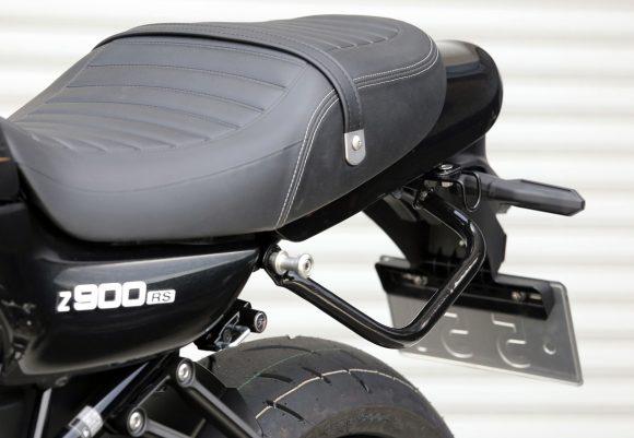 キジマ Z900RS用バッグサポート