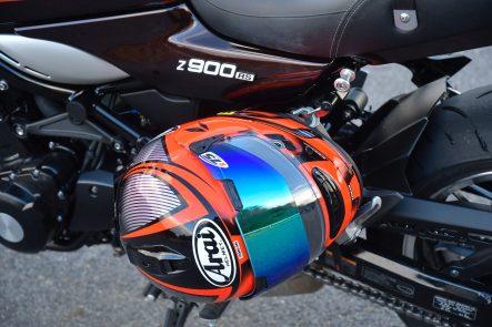 Z900RS(2018年モデル) ヘルメットホルダー