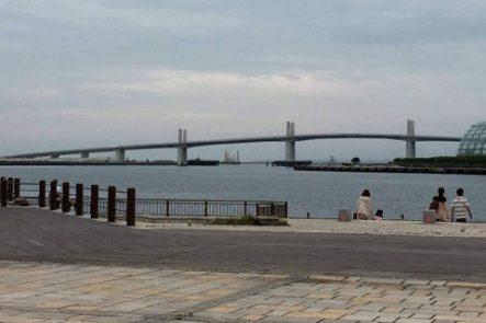 小名浜の港町
