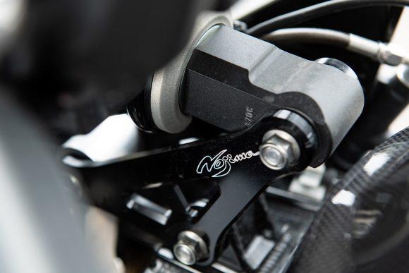 Z900RS ノジマエンジニアリング リヤショック リンクプレート