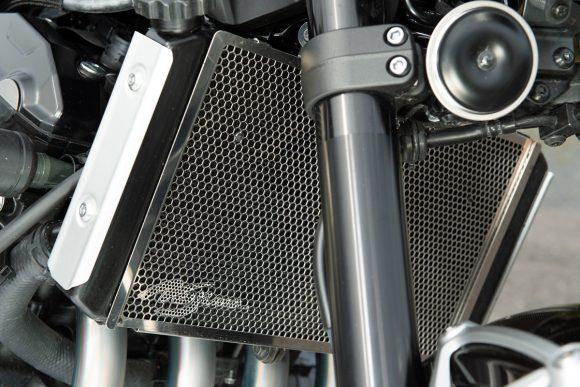 ノジマエンジニアリング Z900RS用 ラジエターコアガード