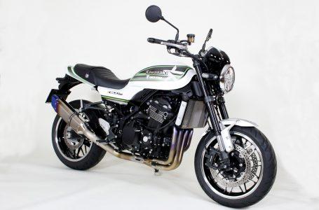 トリックスター Z900RS(18-)政府認証フルエキゾーストマフラーIKAZUCHI
