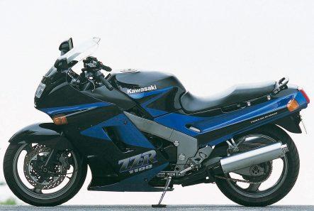 1990 ZZR1100(C1) 左サイド