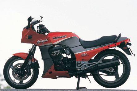 GPZ900R(A13) インプレッション