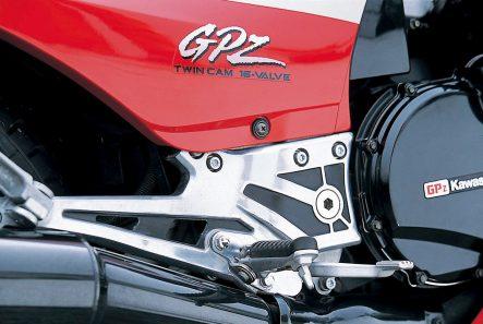 GPZ900R(A13) アルミキャストプレート