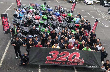 2018 320km/h Owner's Club 東日本ミーティング