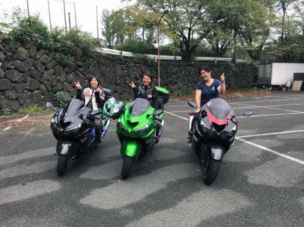 2018 320km/h Owner's Club 東日本ミーティング 女性メンバー