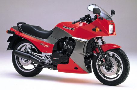 1984 ZX900A1 RED